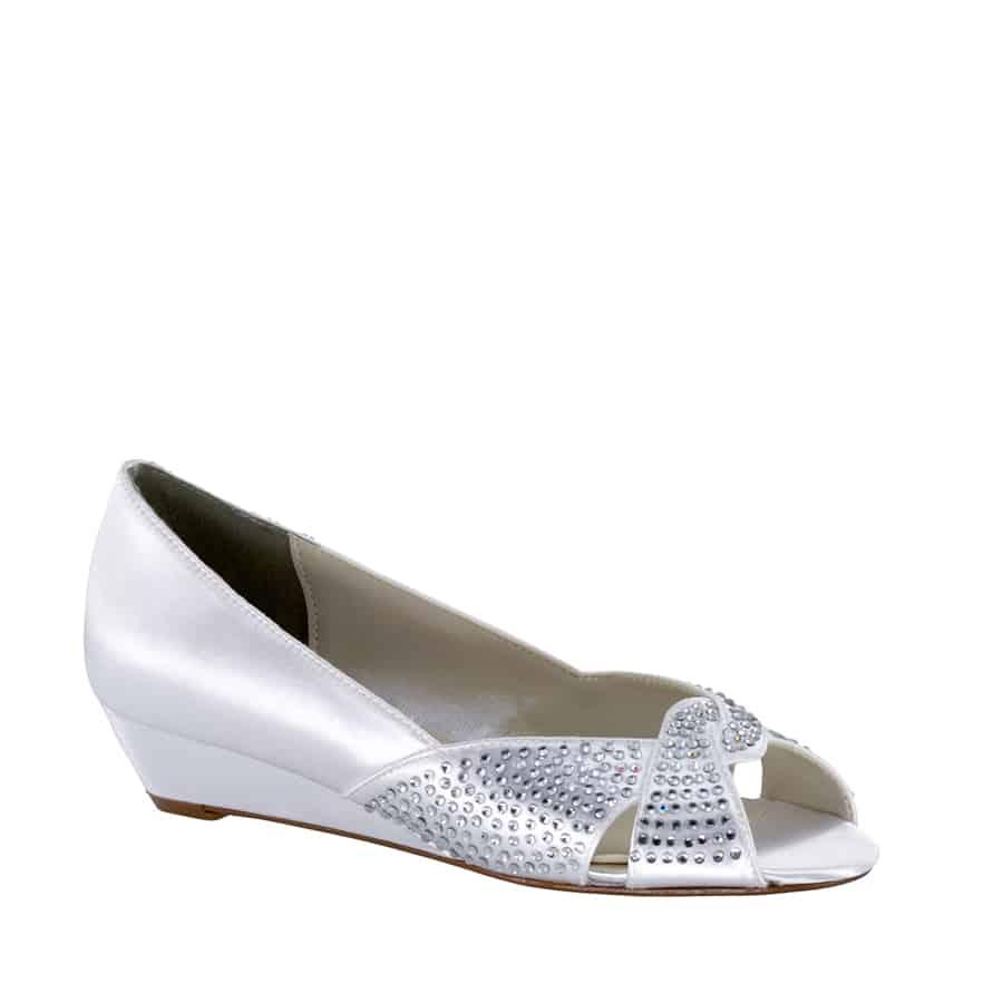 Dyable White Shoe