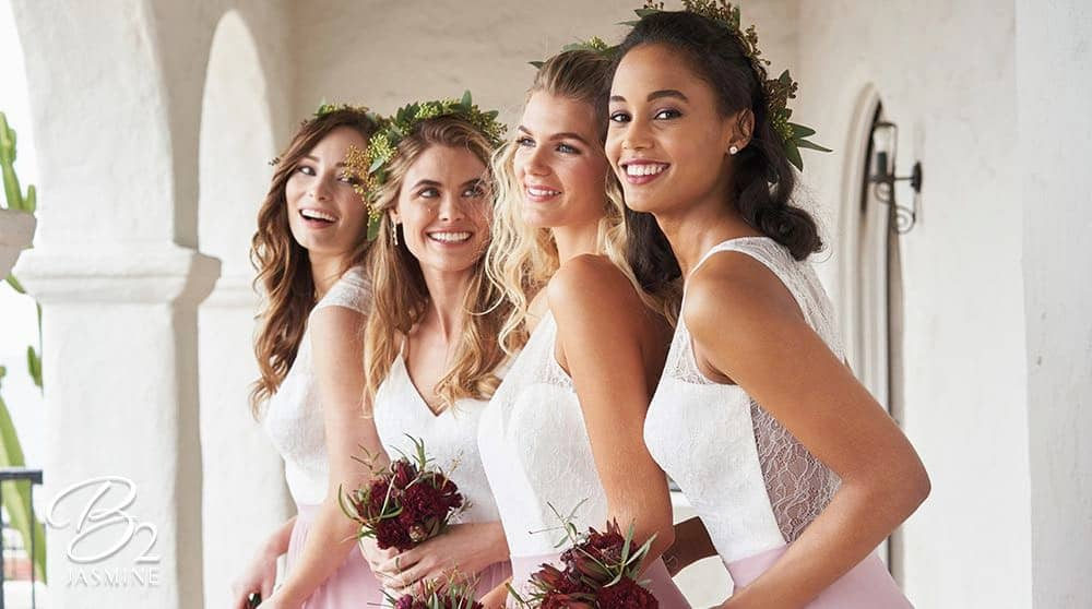 Jasmines Bridesmaids ouch
