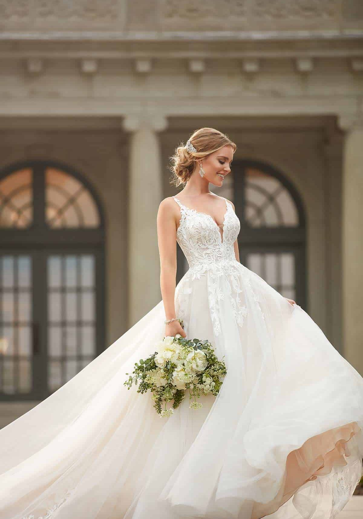 Stella York Ball Gown